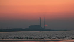 coal_plant_sunset