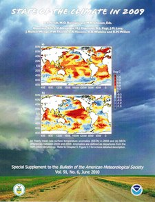 NOAA's annual State of the Climate Report shows the past decade as the warmest on record