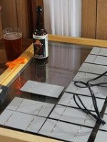 You can build your own solar panel using step-by-step instructions