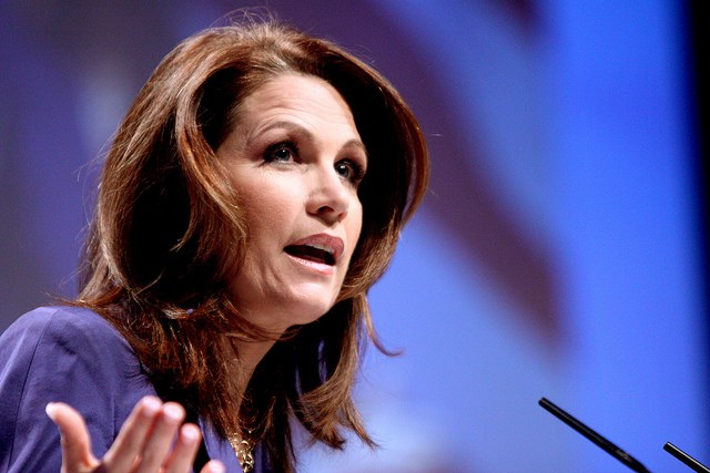 Michelle Bachmann and her understanding of CO2 and climate
