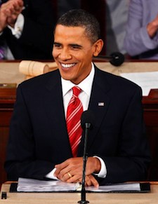 Obama's 2011 State of the Union Address and the Green Energy Economy
