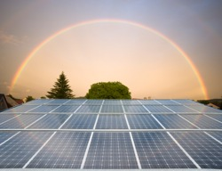 The solar industry in America remains a bright spot for the US economy
