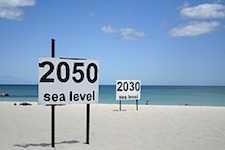 Melting Ice Sheets the Largest Contributor to Sea Level Rise