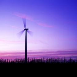 Wind energy hits record peak in California