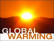 global warming is real