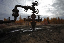 Little by little, drop by drop. Five million tons of oil leak into the environmental from Russia's oil operations