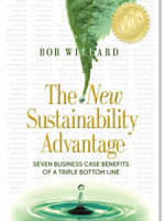 "Bob Willard's revised book ""The New Sustainability Advantage"""