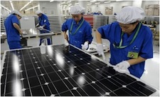 What impact will tariffs on Chinese solar panels have on the US consumer?