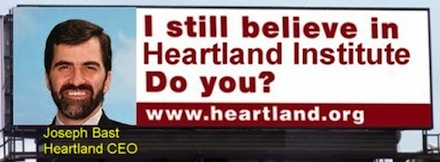 Heartland Institute's Unapologetic Stance to Enormous PR Blunder Exposes – again – Lobby Organization's Intellectual Dishonesty