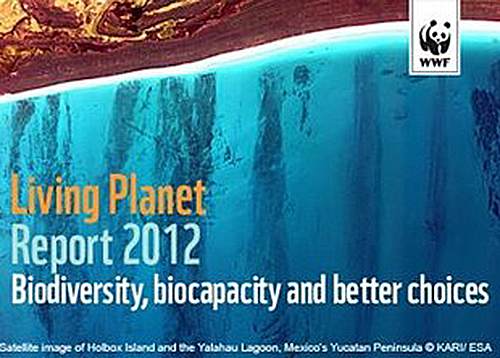 Findings and Solutions in the Living Planet Report 2012