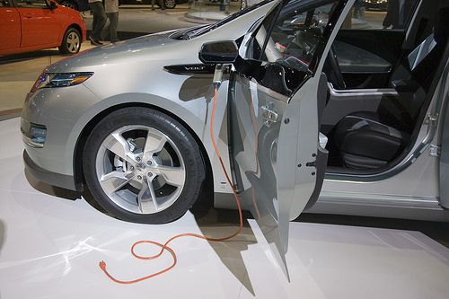 GE, Ford, and Intel praised for their cleantech innovation