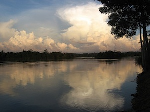 Pristine sunsets on the Xingu River in the Amazon may become a thing of the past if the Belo Monte and hundreds of other dams are allowed on the river