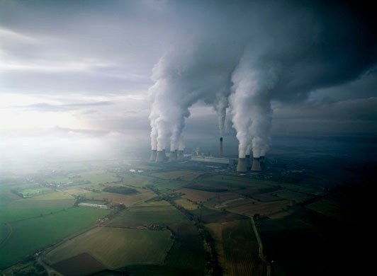 Despite weakness in OECD economies, CO2 emissions reach record levels