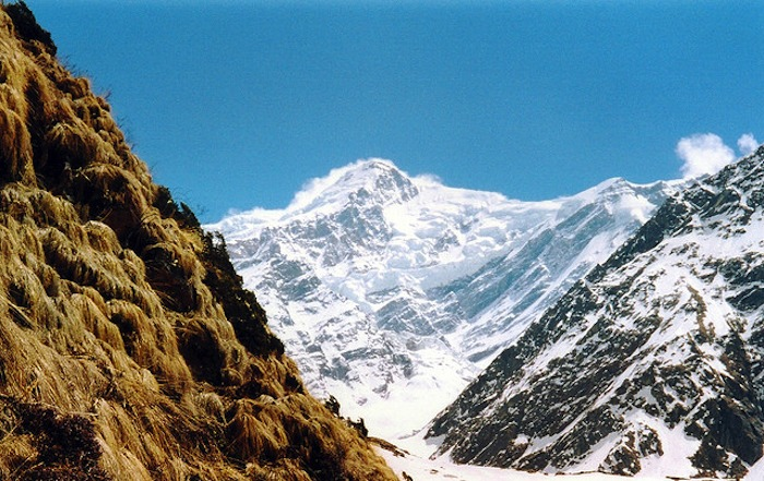 Glacier in Uttrakhand Himalayas is receding fast due to global warming