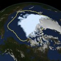 The world faces serious implications from the rapidly declining Arctic Sea Ice