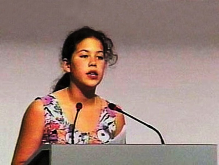 severn suzuki address essay The girl who silenced the un for 5  of the speech that severn suzuki gave to the plenary session at  associated with the e-mail address you.