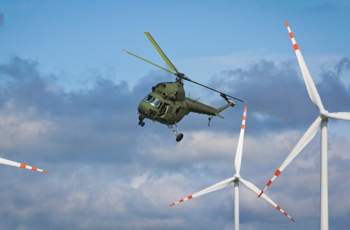 The US military leads in its efforts of sustainability and adoption of renewable energy