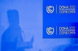 Halting progress made at COP18
