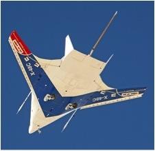 NASA-low-fuel-airplane