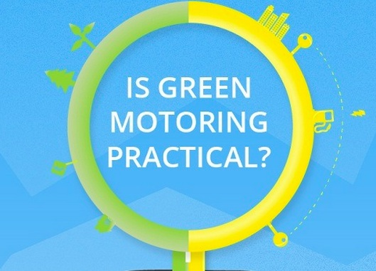 Infographic: Green Motoring – Which U.S. States are Best?