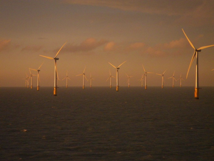 UK's Thanet Wind Farm: Will the US follow suit of other countries in development of offshore wind?