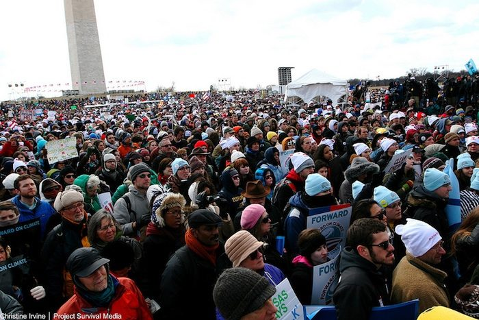 Will renewed public activism and presidential rhetoric lead to climate action?
