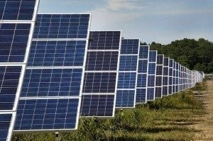 Renewable generating capacity in the US provides all new power for January 2013