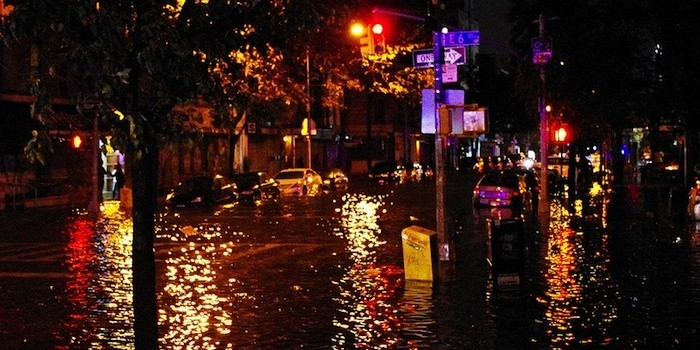 Insurance companies need to prepare for climate change risks