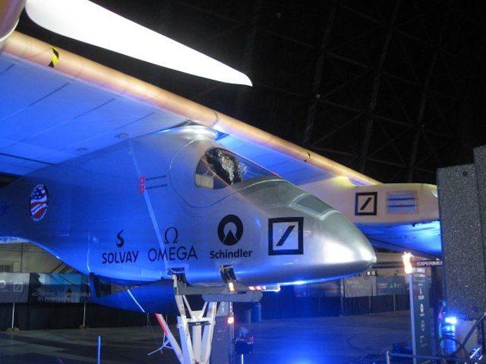 Solar Impulse solar powered airplane sets ready for its coast-to-coast US journey Solar Impulse Across America