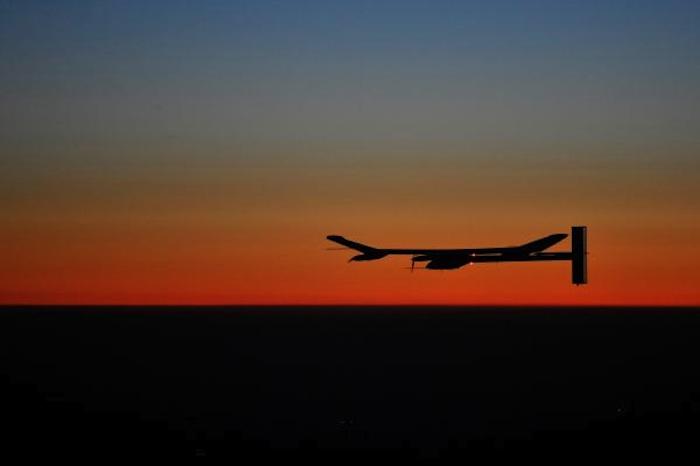 Solar Impulse across America