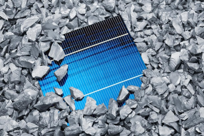 High-Efficiency Solar Panels Made From Low-Grade Silicon