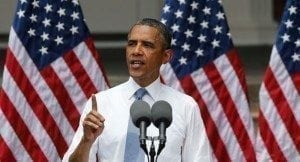Obama outlines his National Climate Action Plan. Photo credit: AP