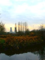 The energy water nexus in Europe: Tinsley Cooling Towers, Sheffield, England
