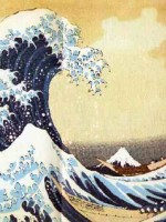 "Hokusai's ""Great Wave"""