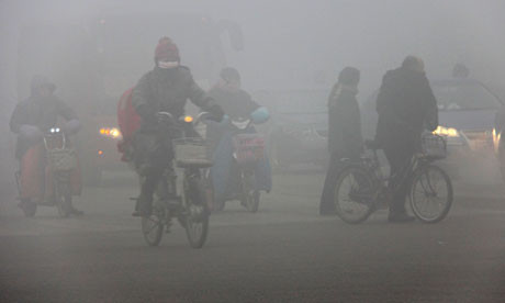 ... on the Agenda in Warsaw? » Severe smog and air pollution in Beijing