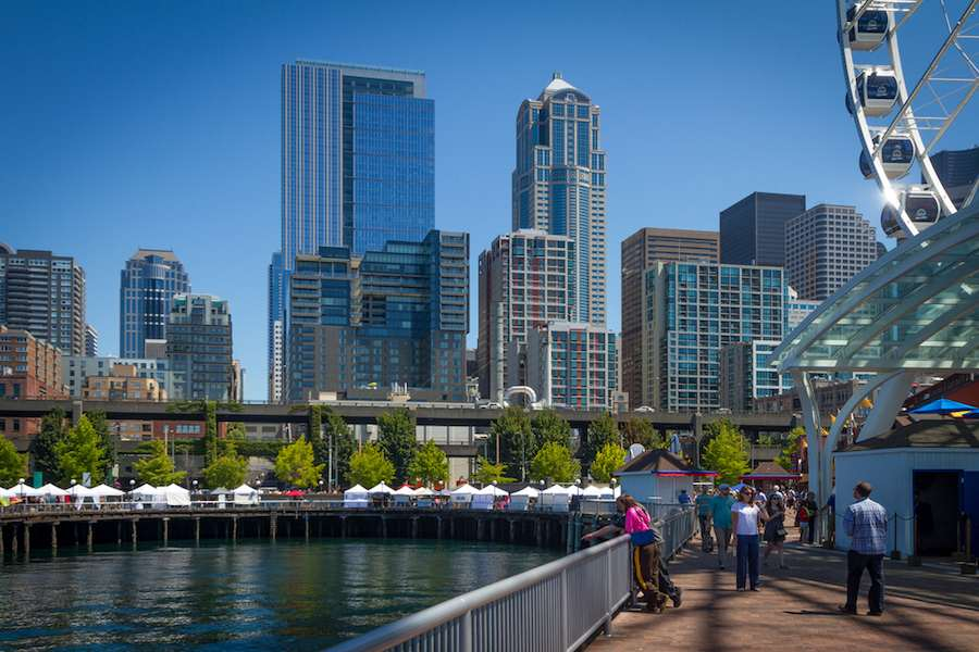 Cities offer the best opportunities for sustainability and resilience in the 21st century.