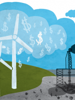 17 foundations are divesting their holdings away from dirty energy companies. Will the fossil fuel divestment movement grow to have real impact in our energy economy?