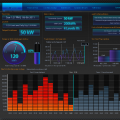GreenStation power efficiency dashboard