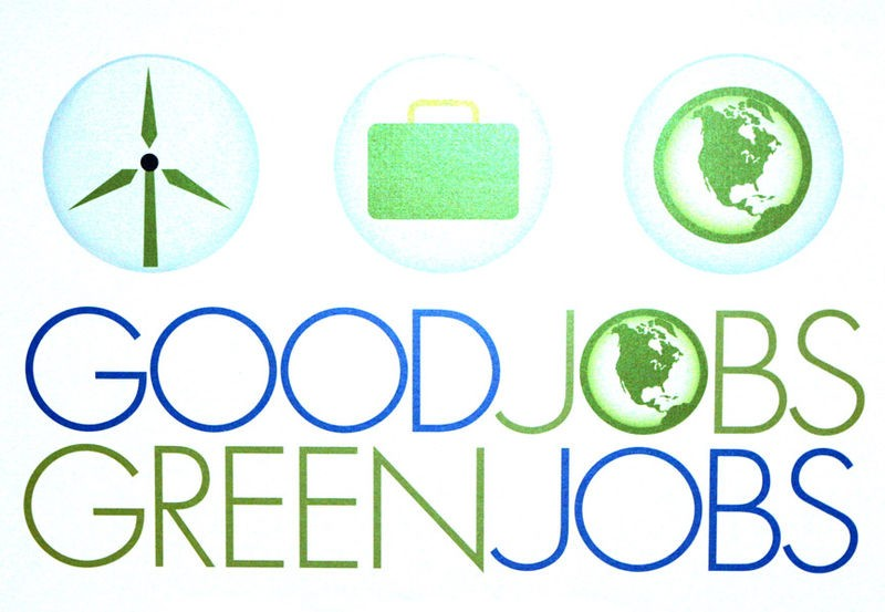 Good Jobs, Green Jobs conference highlights the benefits of the green economy