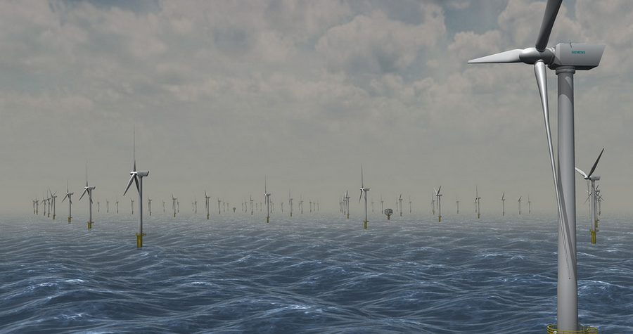 Offshore Wind Olympic Results: UK Beats Everyone