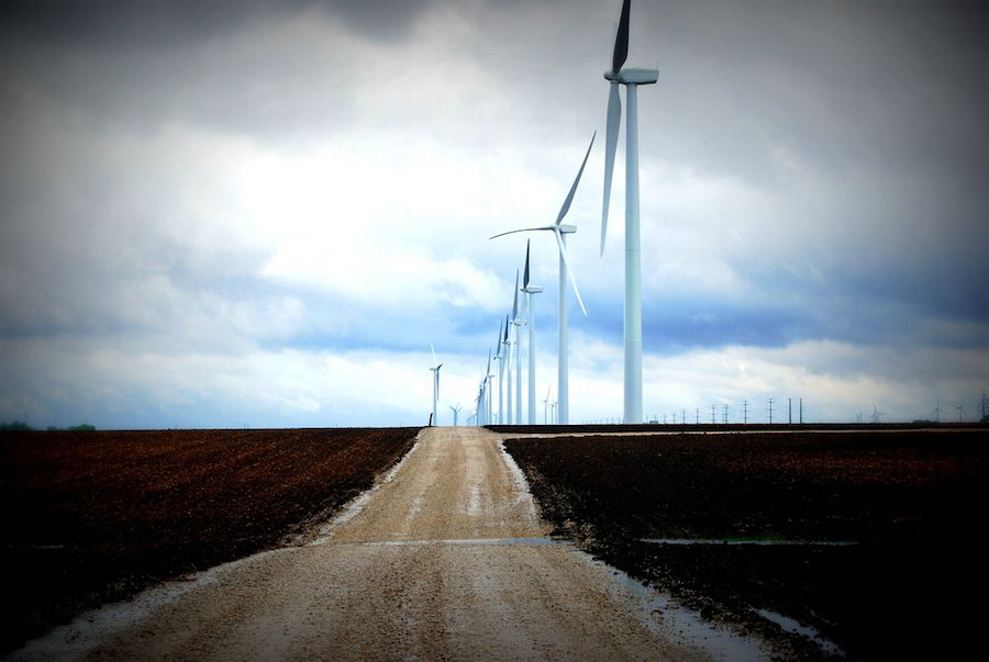 Despite yet another expiration of the Production Tax Credit in Congress, there are a record number of wind energy projects under constrution