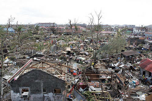 2013: a year of extreme weather