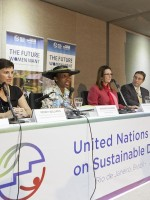 Women must play a key role in climate justice and a sustainable future