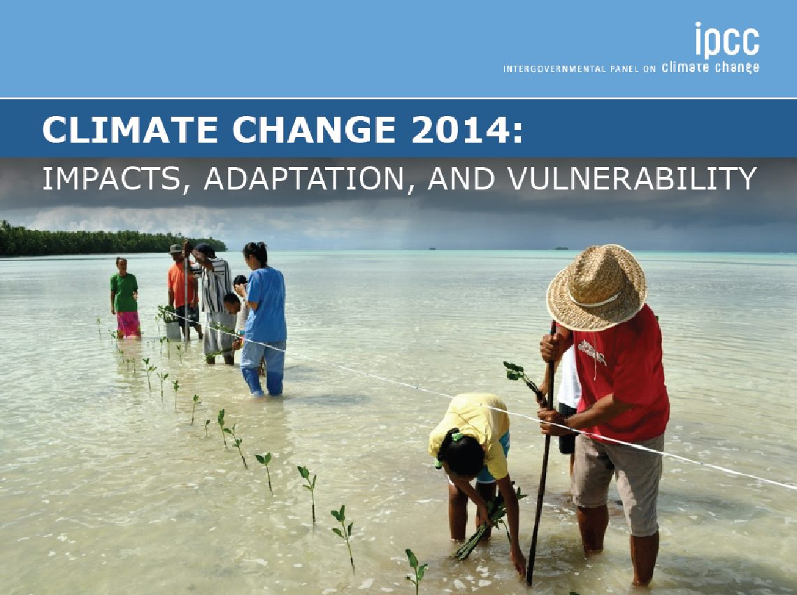 Latest IPCC Installment Highlights Climate Risks, Potential for Adaptation
