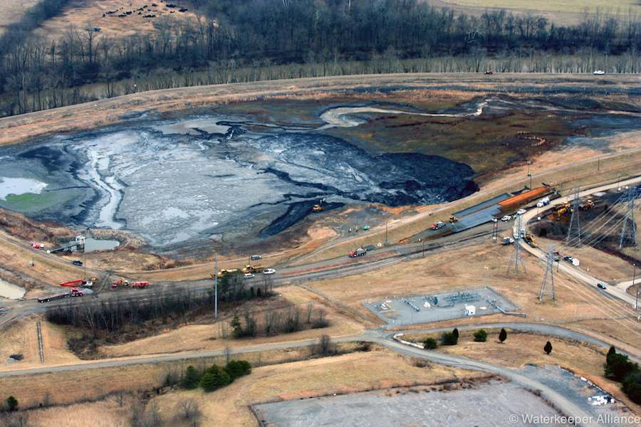 Duke Energy Blocks Input On Coal Ash Pollution
