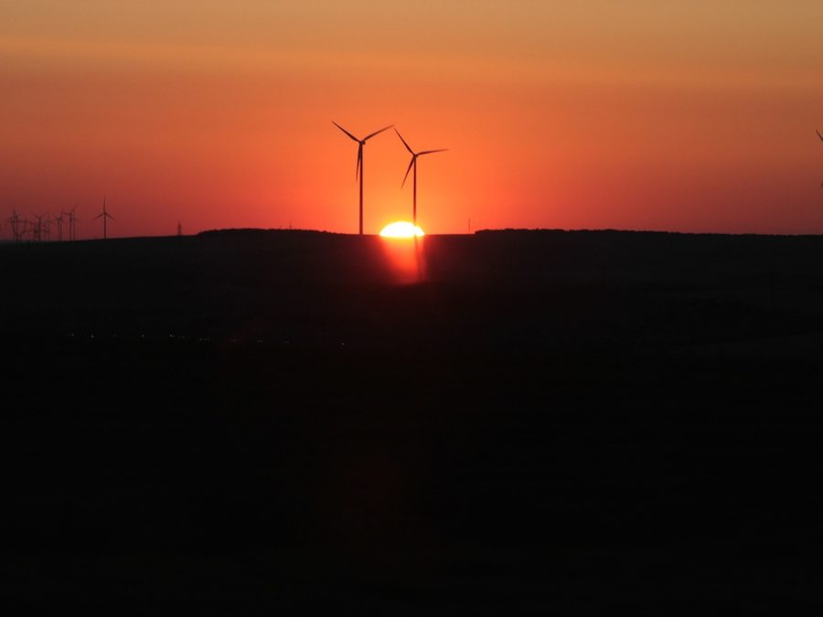 Congress Finance committee approves a bill to extend the renewable energy tax credit.
