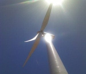 rapid growth in American Wind Energy