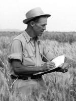 Norman Borlaug - one of many inspirational figures of the environmental movement