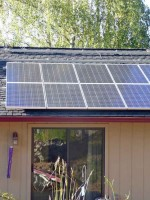 The growth of on-site solar energy is rapid