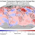 May 2014 - the warmest May on recored - so far